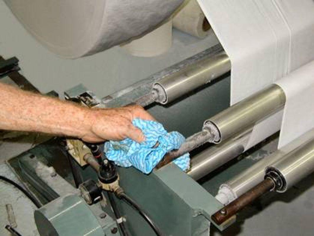 Cronograma de manutenções preventivas para Tornos CNC