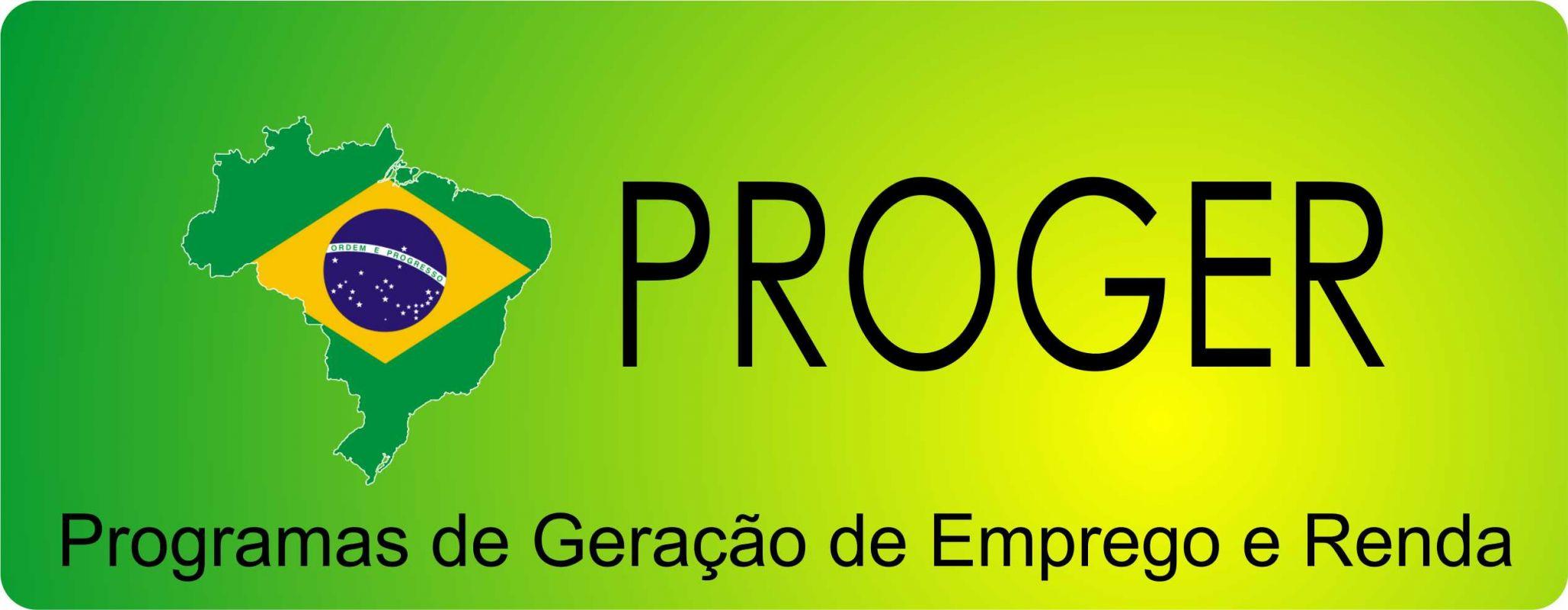 PROGER - Linhas de crédito para financiamento de máquinas e equipamentos usados e novos