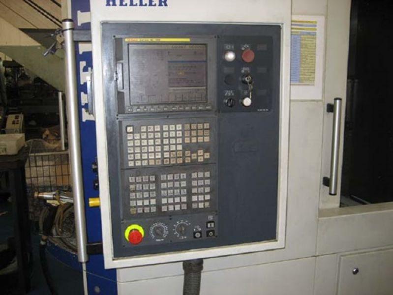 Centro de Usinagem Horizontal HELLER MC 12