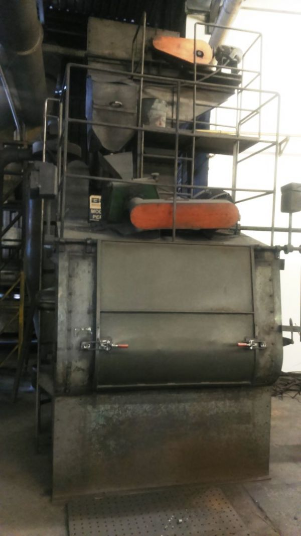 Forno INDUCTOTHERM POWER-TRAK