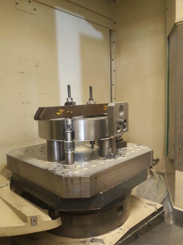 Centro de Usinagem Horizontal HELLER MCH-250