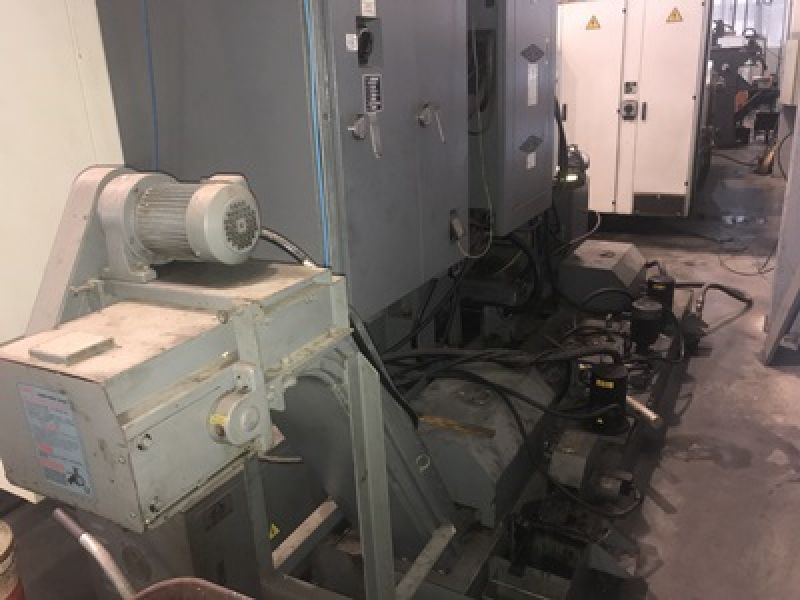 Centro de Usinagem Vertical HARTFORD HCMC15