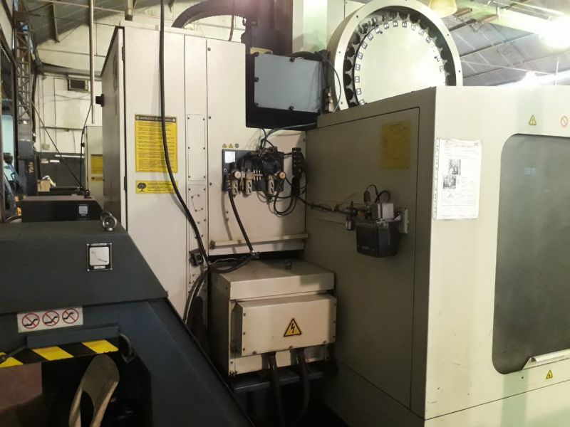 Centro de Usinagem Vertical ROMI D1250