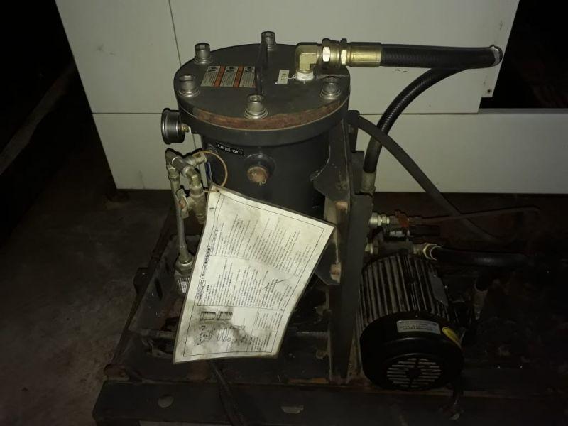 Centro de Usinagem Horizontal DOOSAN HP-5100