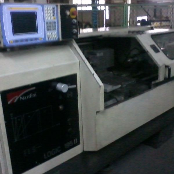 Torno CNC NARDINI LOGIC 195 II