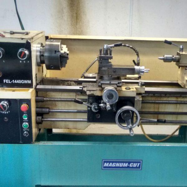 Torno Mecânico MAGNUM-CUT FEL-1440 GWM