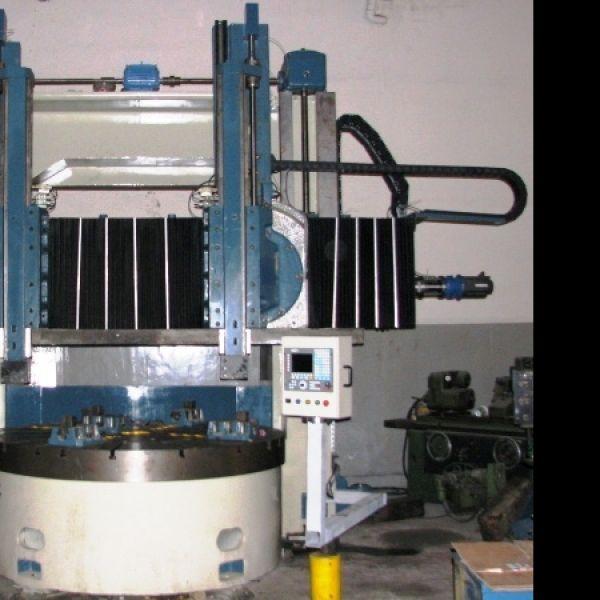 Torno Vertical CNC STANKOIMPORT ZTS-1525