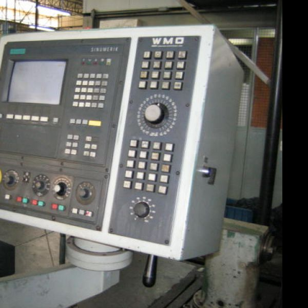Mandrilhadora CNC WOTAN WMO B105 120 MNC