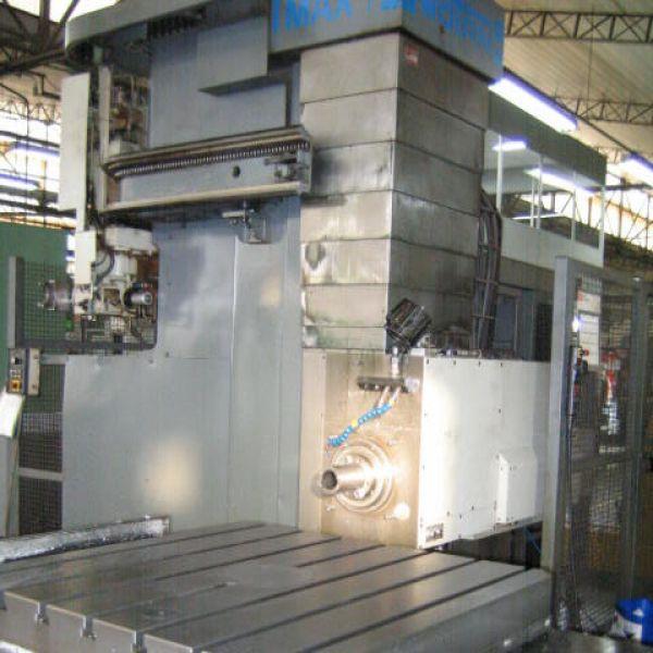 Mandrilhadora CNC WOTAN CUTMAX 2