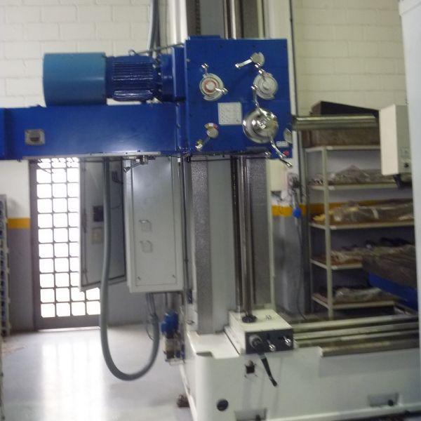 Mandrilhadora Universal JUARISTI MDR 110 CF