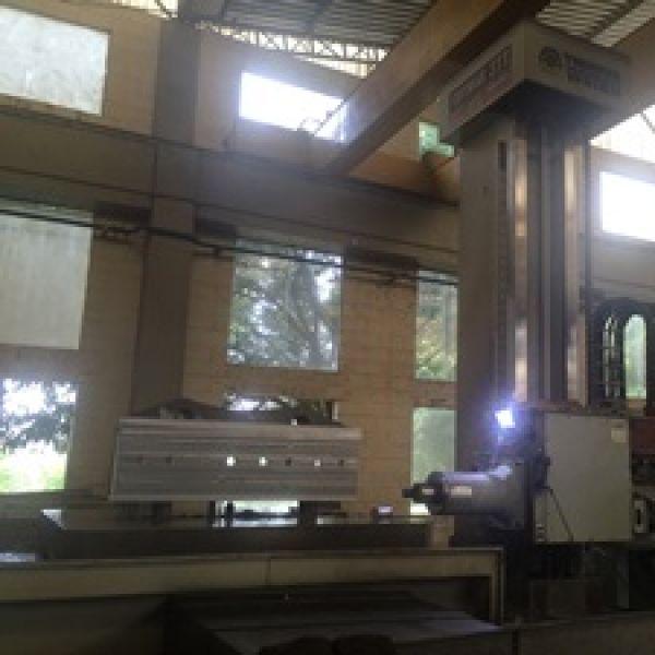 Mandrilhadora CNC TAURUS WOTAN CUTMAX 3TT