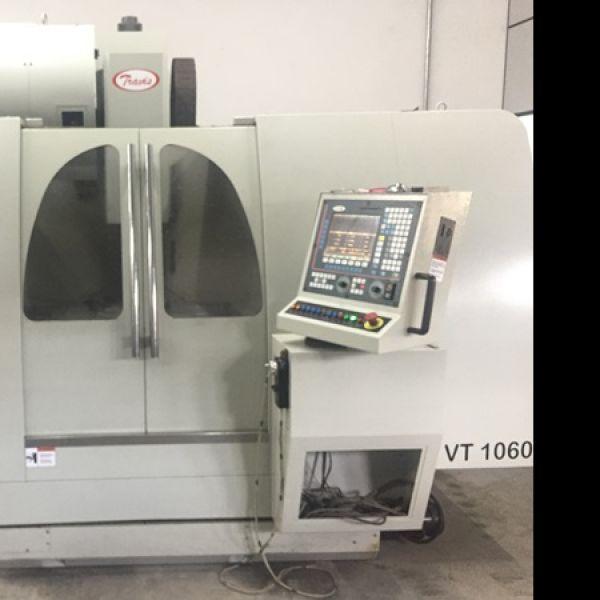 Centro de Usinagem Vertical TRAVIS VT1060