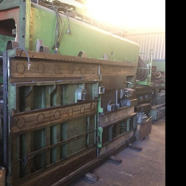Mandrilhadora CNC WOTAN B150