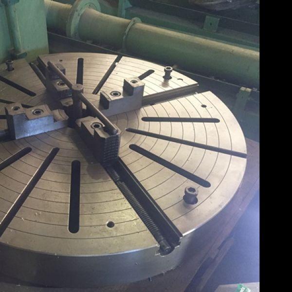 Torno Vertical CNC SHIESS 16 DSC 125P
