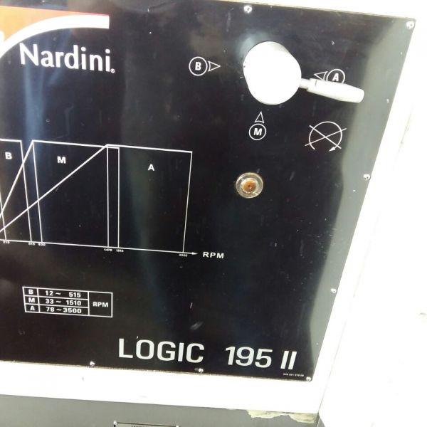 Torno CNC NARDINI LOGIC 195II