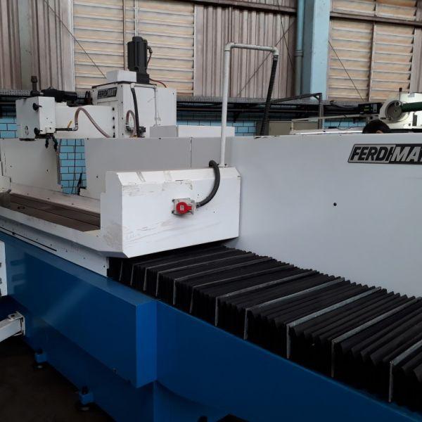 Retifica Plana FERDIMAT CNC TC-206N