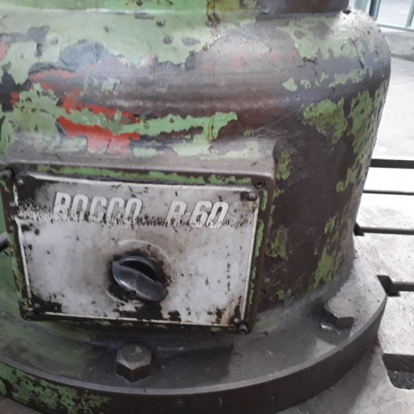 Furadeira Radial ROCCO R-60