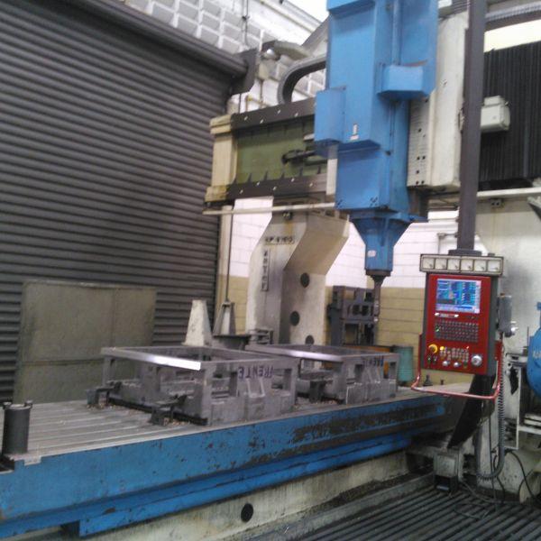 Fresadora tipo Portal CNC ZAYER KP-4000