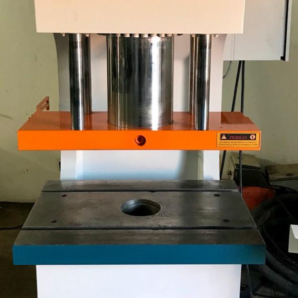 Prensa tipo C HIDRAL-MAC HMP 100 toneladas