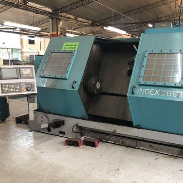 Torno CNC INDEX GU1000