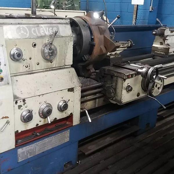 Torno Mecânico CLEVER L-2680