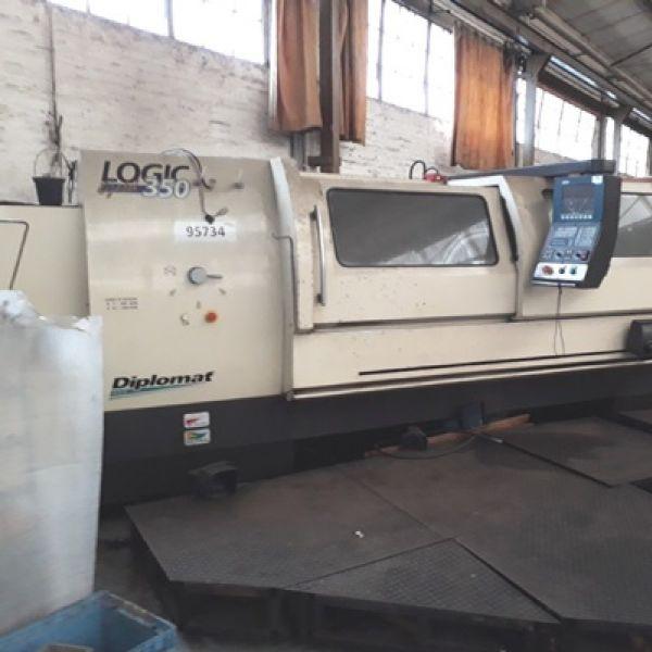 Torno CNC NARDINI LOGIC 350