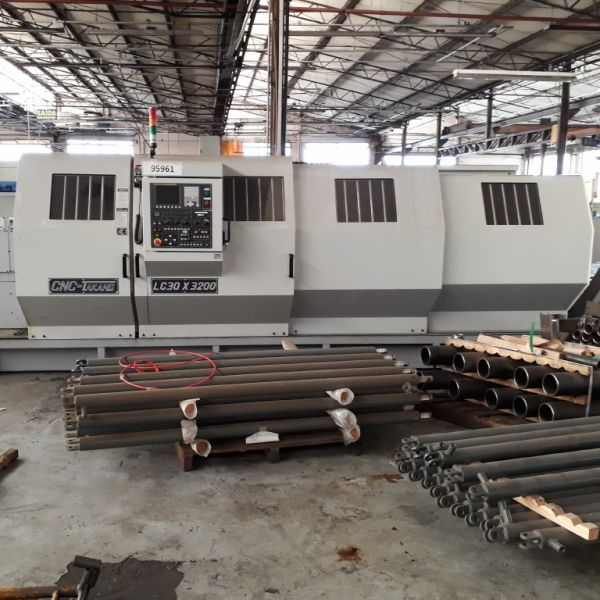 Torno CNC TAKANG LC-30x3200