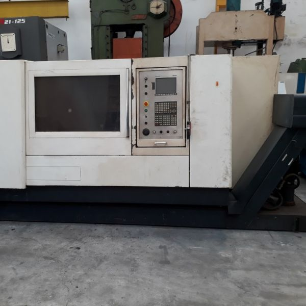 Torno CNC DMG CTX-510 Ecoline