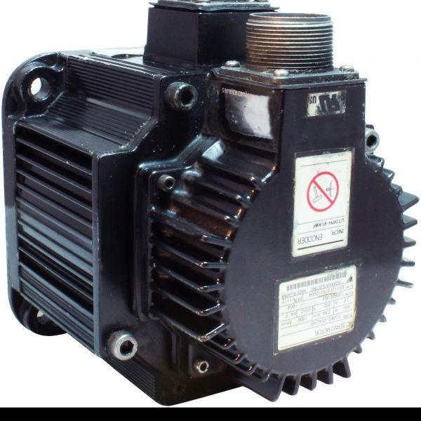 Ac Servo Motor Yaskawa Sgm-05a2ab