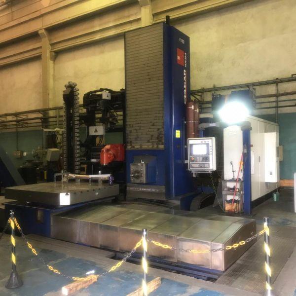 Mandrilhadora CNC COUGAR FV101