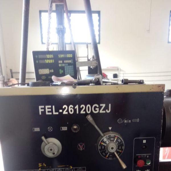 Torno Mecânico MAGNUM-CUT L-26120