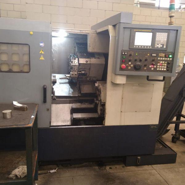 Torno CNC ECOCA MT310 500