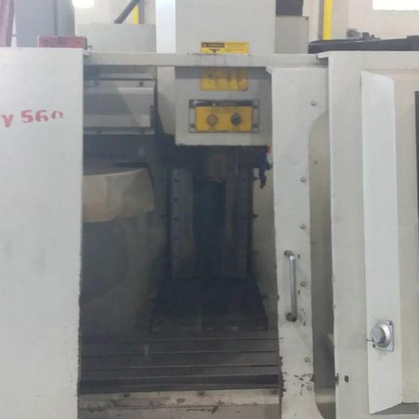 Centro de Usinagem Vertical ROMI DISCOVERY 560