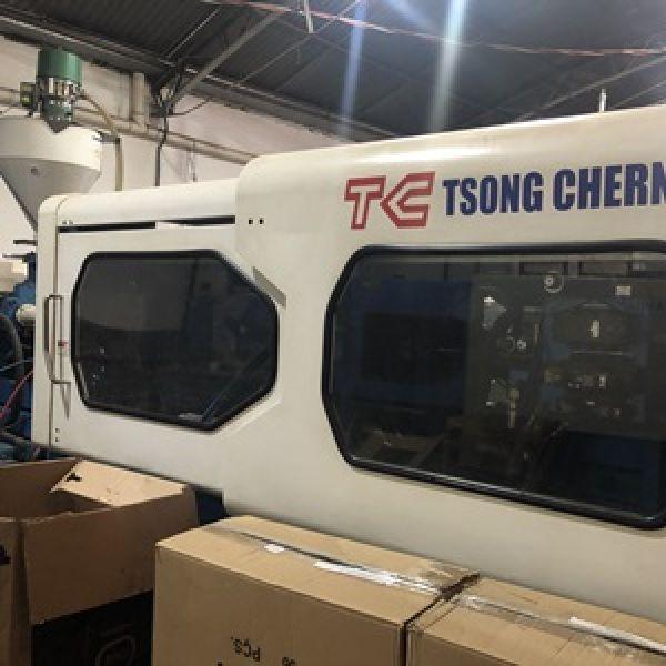 Injetora de Plástico TSONG CHERNG EUROMAQ E-255