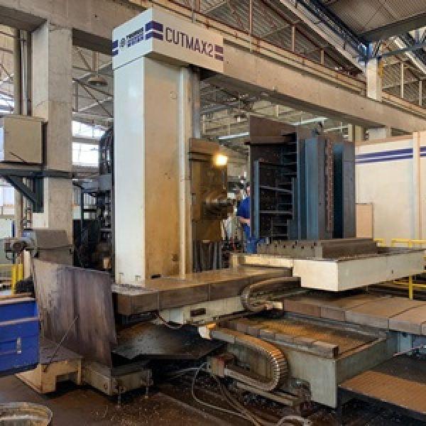 Mandrilhadora CNC TAURUS WOTAN CUTMAX 2