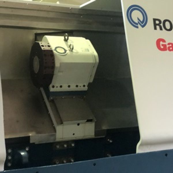 Torno CNC ROMI GALAXY 30