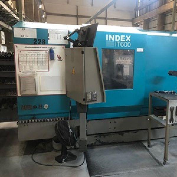 Torno CNC INDEX IT600
