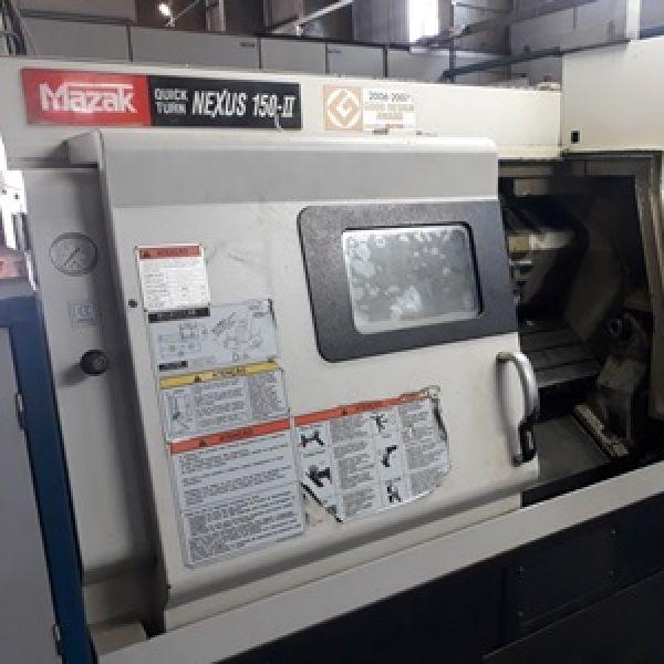 Torno CNC MAZAK QUICK TURN NEXUS 150-II