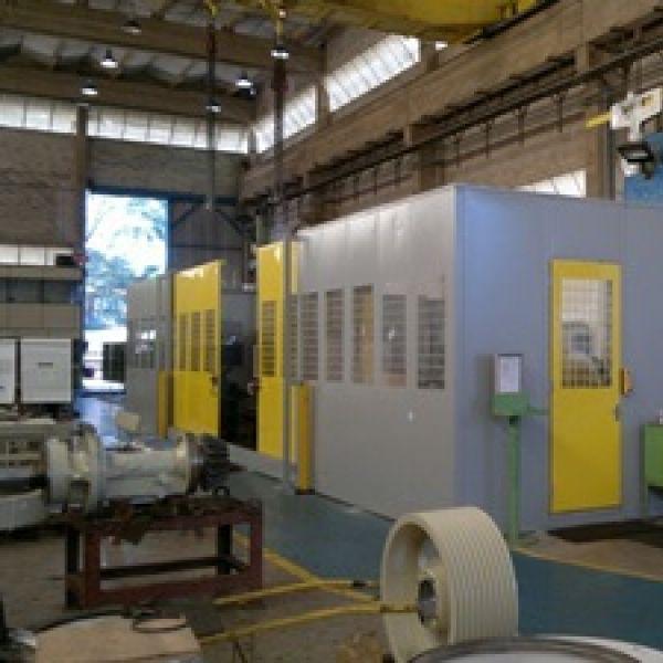 Mandrilhadora CNC FLOOR-TYPE SKODA WD-A160