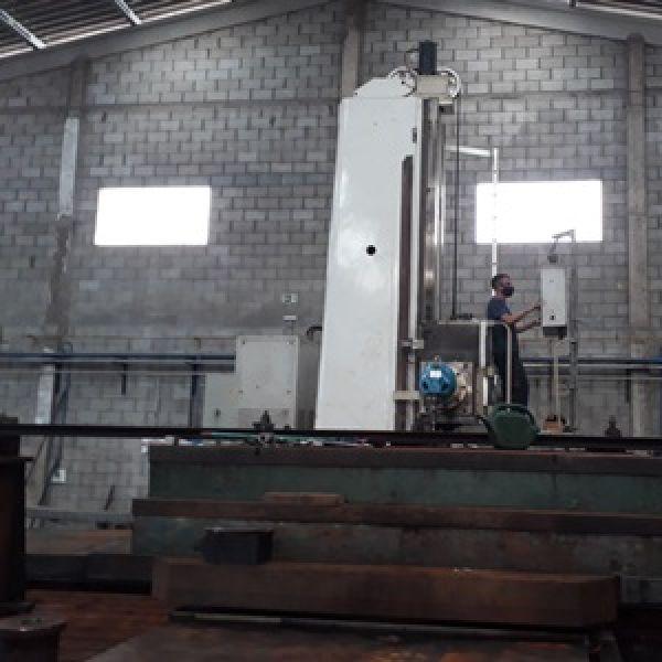 Mandrilhadora CNC FLOOR-TYPE WOTAN B-150K