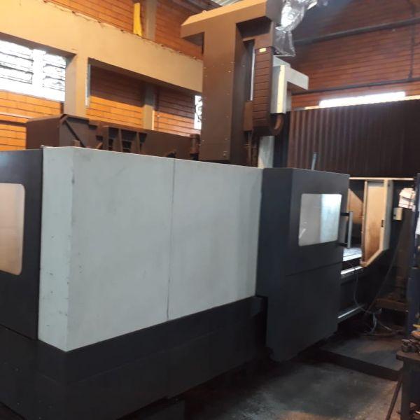 Fresadora CNC tipo Portal MANFORD DL3016