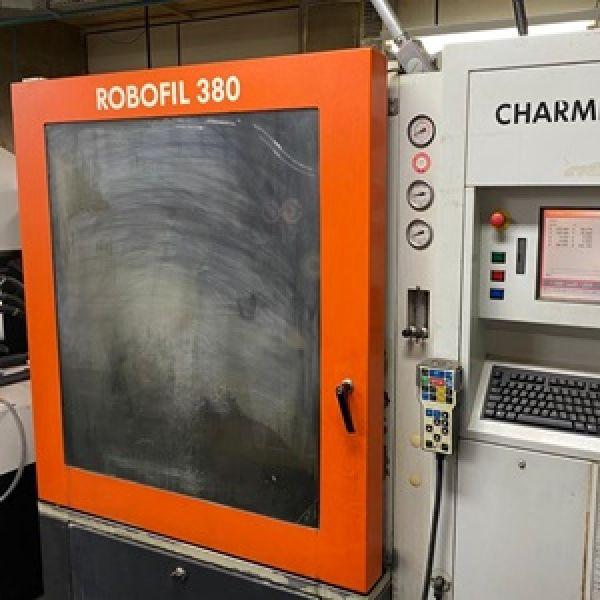 Eletroerosão a Fio AGIE CHARMILLES ROBOFIL 380