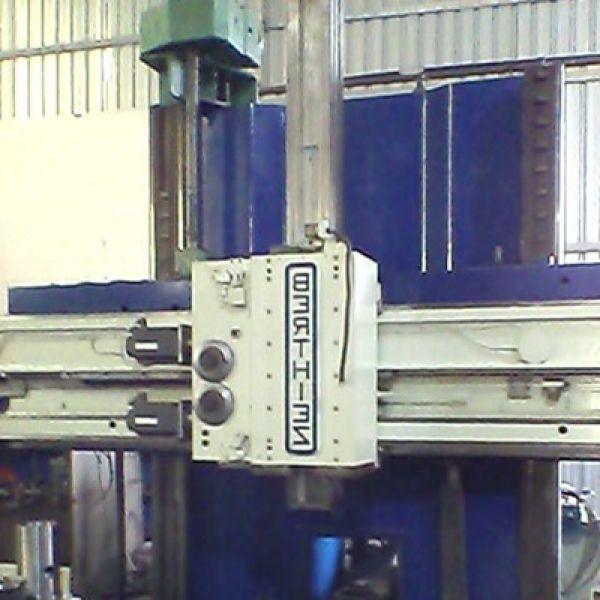 Torno Vertical CNC BERTHIEZ