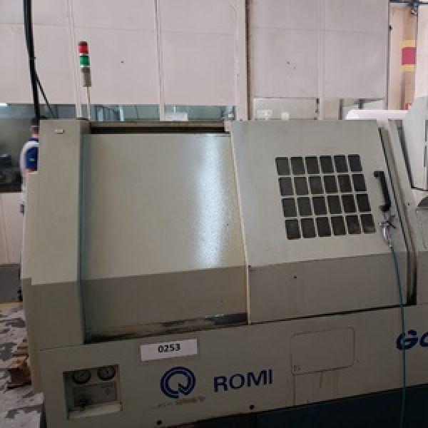Torno CNC ROMI GALAXY 15S