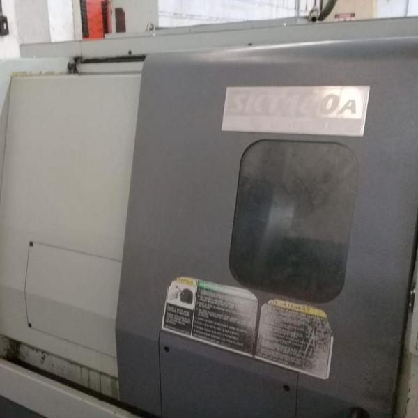Torno CNC HYUNDAI-KIA SKT 160A
