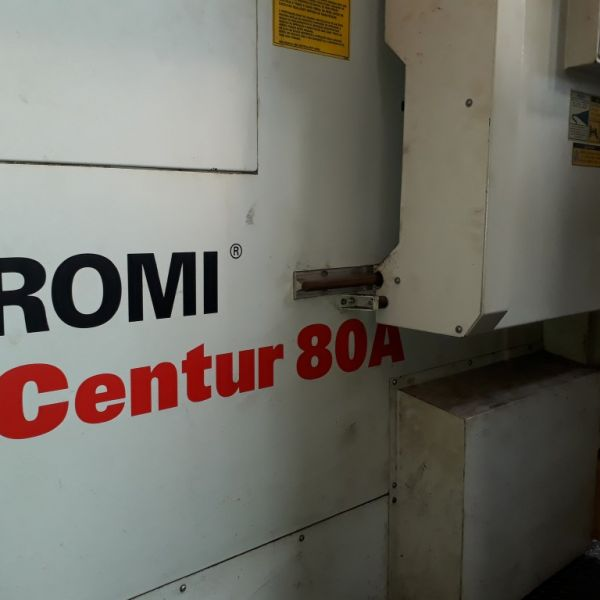 Torno CNC ROMI CENTUR 80A