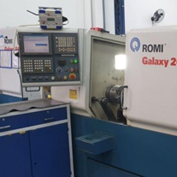 Torno CNC ROMI GALAXY 20