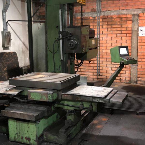 Mandrilhadora CNC ZOCCA MFZ-80M