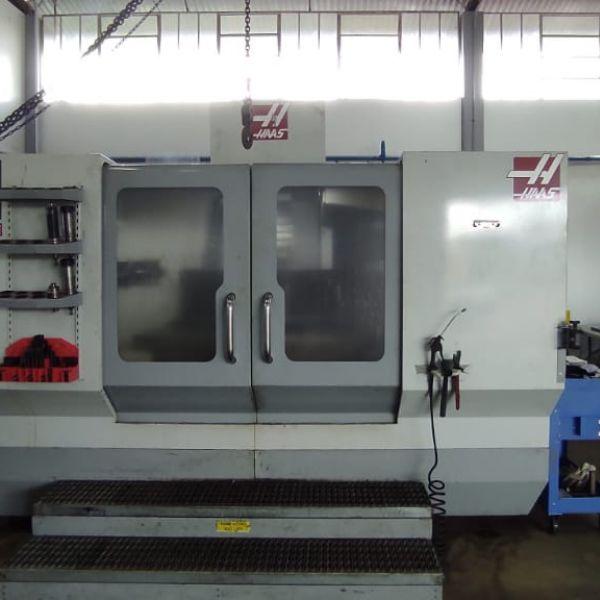 Centro de Usinagem Horizontal HAAS ES-5-4AX